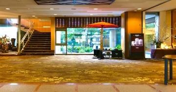 割烹山水(ホテル山水1階)
