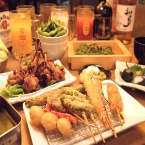 串カツぼっちゃんと恵比寿