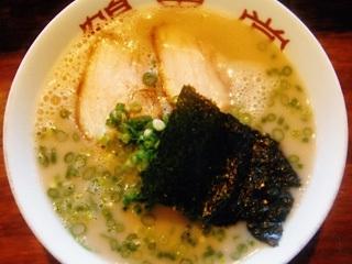 博多ラーメン鶴亀堂