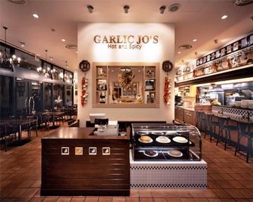 ガーリックジョーズ グランベリーモール店