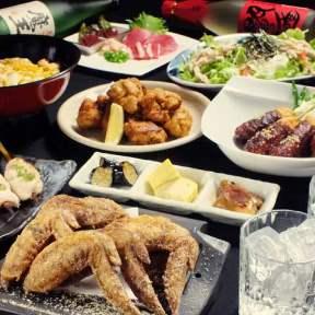 鶏料理専門店 一鶴乃鳥