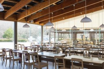 三木のバイキングレストラン「味彩苑」