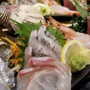 直送鮮魚と日本酒 よい呑 溝の口