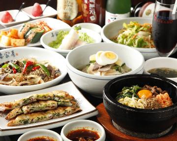 韓国旬彩料理 妻家房 自由が丘店