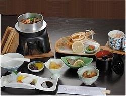 浜田ステーションホテル釜めしと日本海料理 漁火