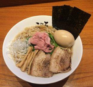 日本橋麺処こはる