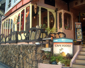 CAFE RODEO