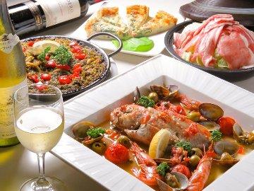 地中海料理 セルフィッシュ 浜松肴町