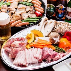 新宿肉食べ放題 肉盛テラス