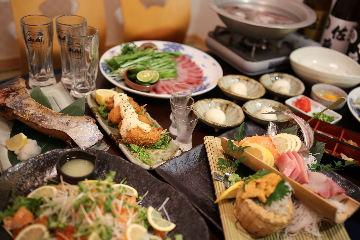 うまいもん酒場 魚鶏 錦糸町店