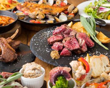 炭焼きバル Banquet