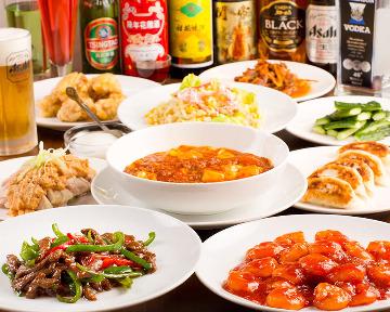 中華料理 上海亭 早稲田