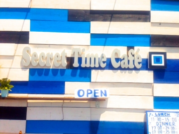 Secret Time Cafe