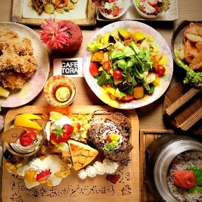 カフェトラ 水戸マルイ店