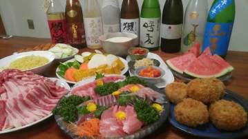 日本酒BAR 梟師(たける) 静岡