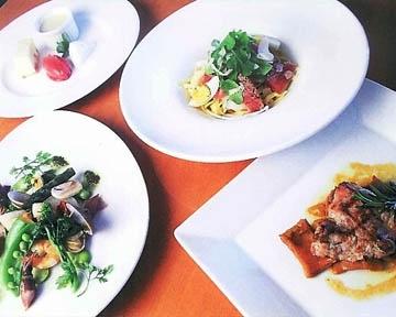 イタリア料理ジーロ