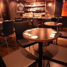 All drinks 200円 バー ムーンウォーク 高田馬場店