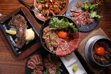 肉タレ屋 難波バル店