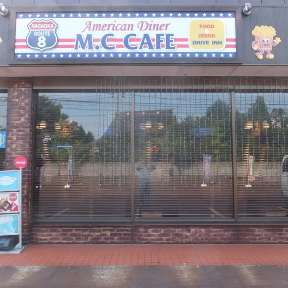 アメリカンダイナー M.C CAFE