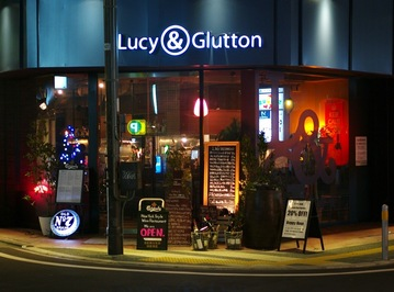 Lucy&Glutton NYC