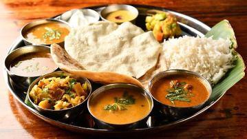 南インド食堂 Beans on Beans image