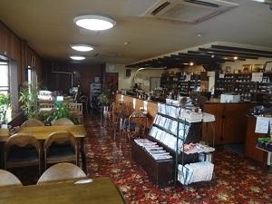 自家焙煎珈琲とお食事の店 亜土利絵