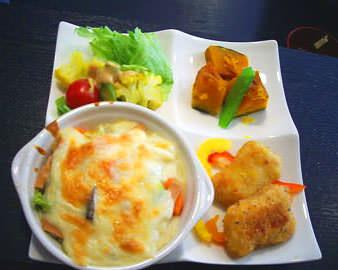 ベジタリアンレストラン 喜菜亭