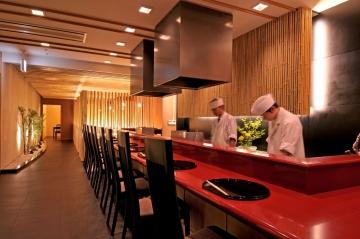 ホテルプラザ勝川 日本料理 はなのき