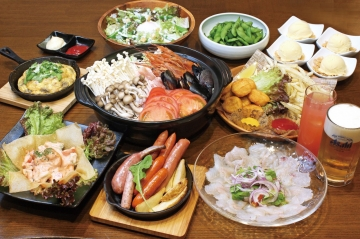 Food Bar イカロス
