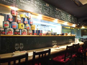 ワイン食堂 ホオバール hhOBar 池袋西口店