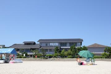 渚の駅 北前館