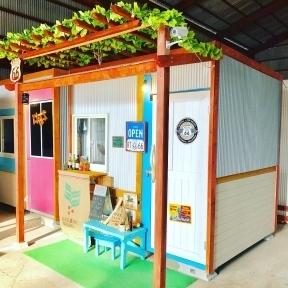 町工場カフェ in Nichinan