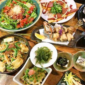 沖縄料理&ステーキ がんじゅー 国際通り店