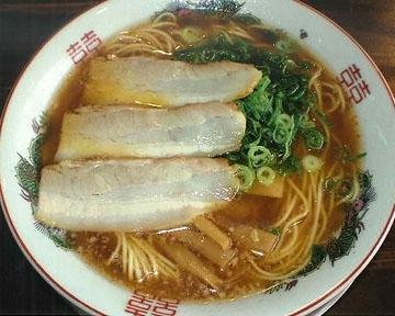 中華そば専門店 麺や和楽