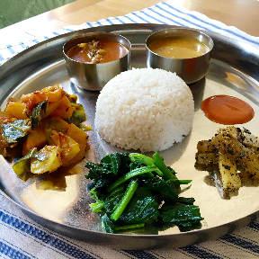 インド・ネパール料理レストラン アシルワード