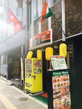 インドレストラン ムスカン 蔵前店