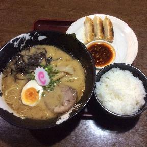 麺家 仙台コロナワールド店