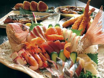 お魚天国 さんまちゃん 朝宮店