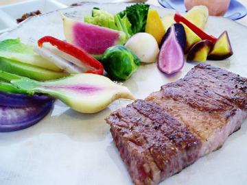 葉山牛と野菜料理の店 花野や