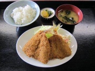 福浦屋食堂