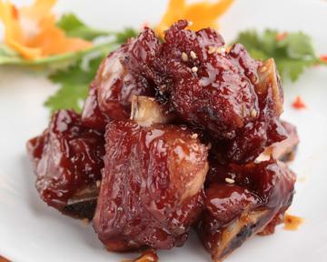 上海菜館 天天