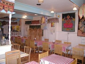 インド料理 ガンディ