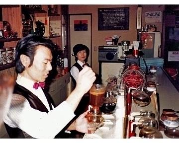京都コーヒーショップ