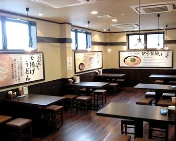 伊予製麺 イオンタウン野田店