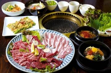 焼肉の家マルコポーロ 上田店