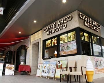 カフェ・アルコ メルカート