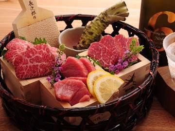 肉割烹 幹