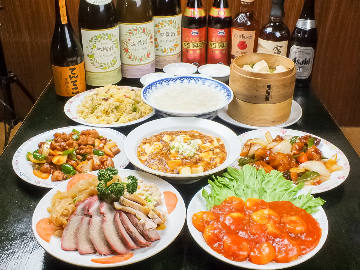 中華料理 福満楼
