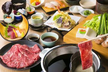 和食しゃぶしゃぶ おめでたい 福井駅前店