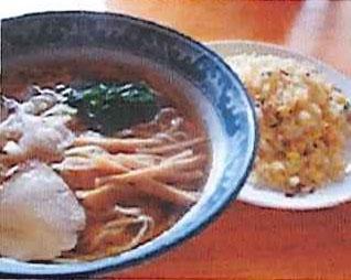中華料理 栄楽